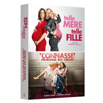 Coffret Telle mère, telle fille, Connasse, princesse des cœurs DVD