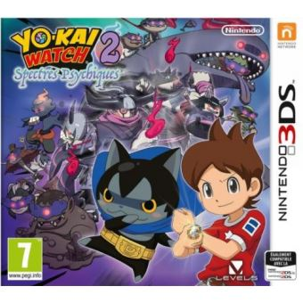 Yo-Kai Watch 2 : Spectres Psychiques Nintendo 3DS