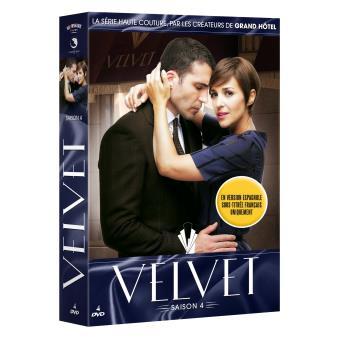 VelvetVELVET S4 - 5 DVD-FR