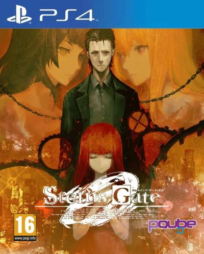 Steins Gate Zero PS4