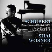Sonates pour piano D840 et D850