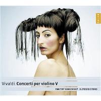 Concertos pour violon volume 5
