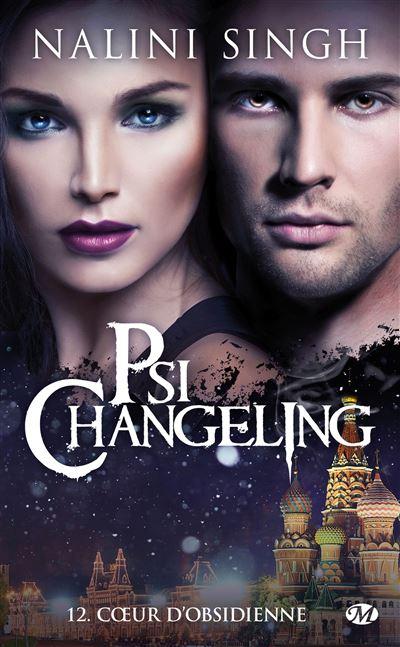 Psi-Changeling, T12 : Coeur d'obsidienne