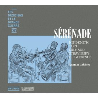 WW1 MUSIC VOL.14 SERENADE