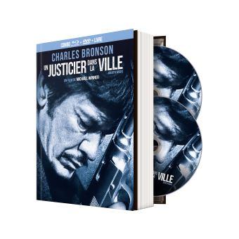 Un justicier dans la villeUn justicier dans la ville Combo Blu-ray DVD