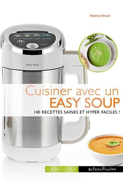 Cuisiner avec un soup maker - 9782035948342 - 7,99 €