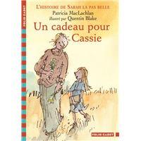 L'histoire de Sarah la pas belle, IV : Un cadeau pour Cassie