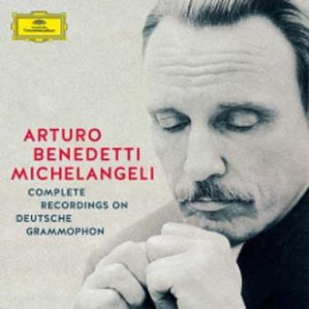 Complete recordings on deutsche grammophon/10 cd/cap box