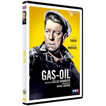 Gasoil DVD