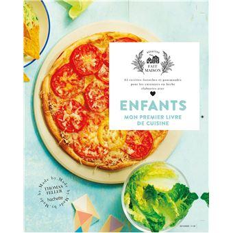 Enfants Mon Premier Livre De Cuisine