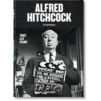 Alfred Hitchcock: Filmographie complète