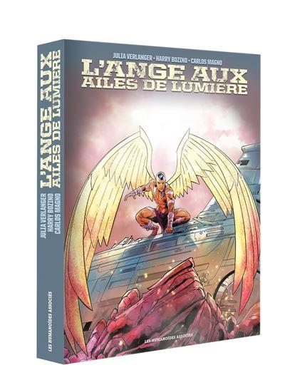 L'Ange aux ailes de lumière