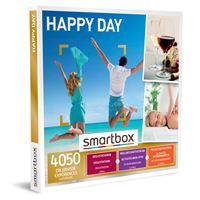 Coffret cadeau Smartbox Happy Day
