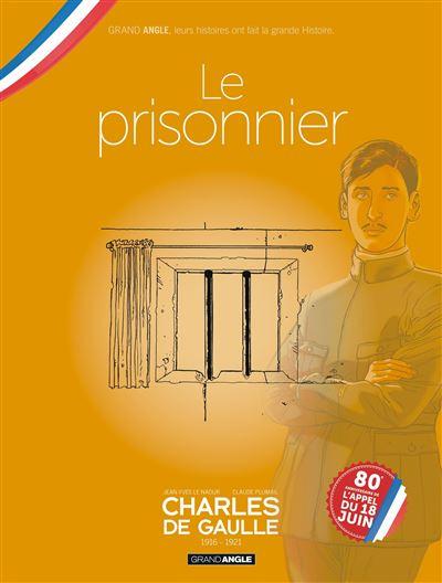 Le prisonnier Jaquette spéciale pour les 80 ans de la libération