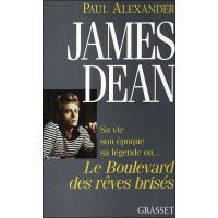 James Dean boulevard des rêves brisés