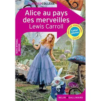 Alice au pays des merveilles broch lewis carroll - La cuisine d alice au pays des merveilles ...