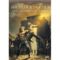 Sherlock Holmes - Les Chroniques de Moriarty