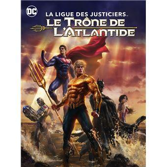 Justice League - Throne Of Atlantis Steelcase Edition