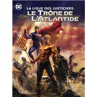 La Ligue des justiciers - Le trône de l'Atlantide - Combo Blu-ray + DVD - Boitier Métal