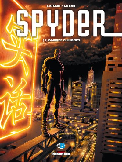 Spyder T01 Ombres chinoises