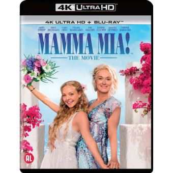 Mamma mia!-BIL-BLURAY 4K