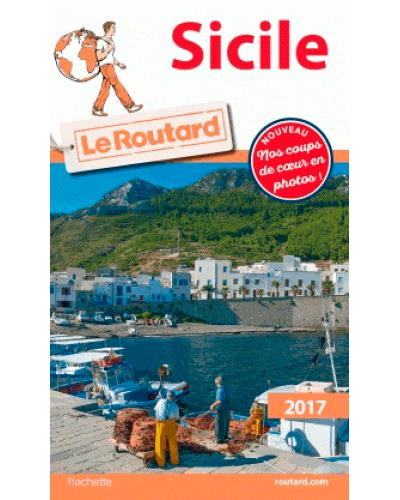 Guide du Routard Sicile 2017