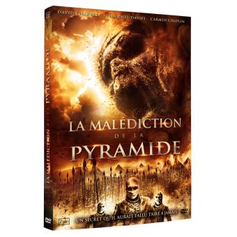 La malédiction de la pyramide DVD