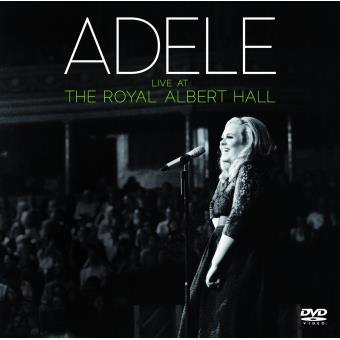 Live at the Royal Albert Hall DVD Inclus CD