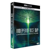 Coffret Independence Day Edition spéciale Fnac  Blu-ray 4K Ultra HD
