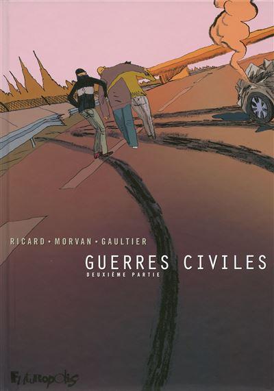 Guerres civiles (Tome 2-Deuxième partie)
