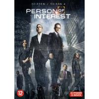 Person of Interest Seizoen 4 DVD-Box
