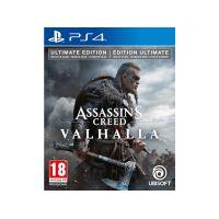 Précommande Assassin's Creed Valhalla Ultimate Edition FR/NL PS4  Livraison à paritr du 30/09