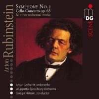Symphonie numéro 2, Cello-concerto Opus 63 & other orchestral works