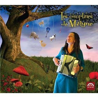 Les Comptines De Mélyne Mélyne Cd Album Achat Prix Fnac