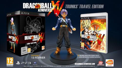 Dragon Ball Xenoverse Collector PS3