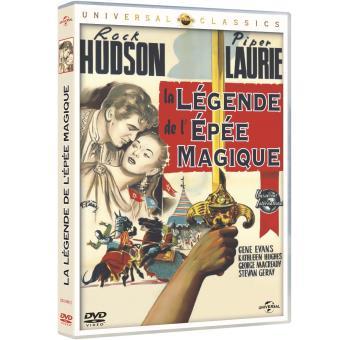 La Légende de l'Epée Magique DVD