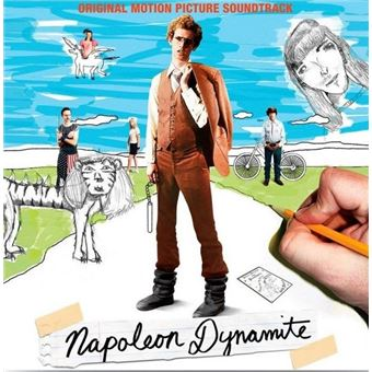 NAPOLEON DYNAMITE/LP