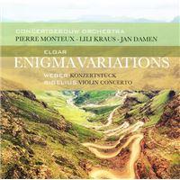 Enigma variations/violin