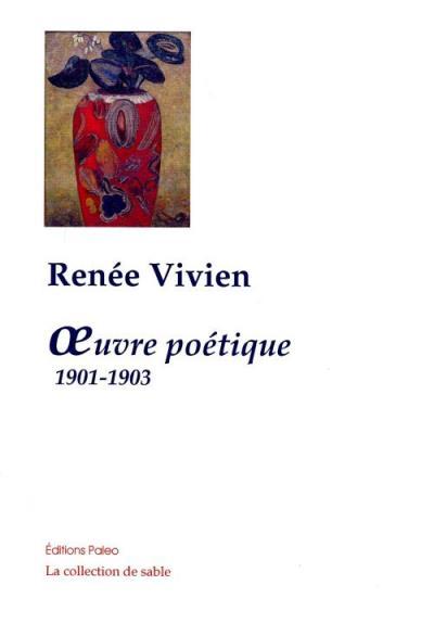 Oeuvre poétique 1901-1903