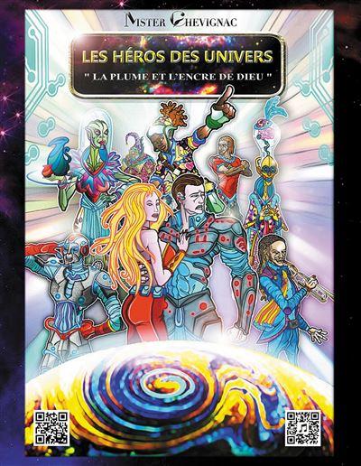 Les héros des univers
