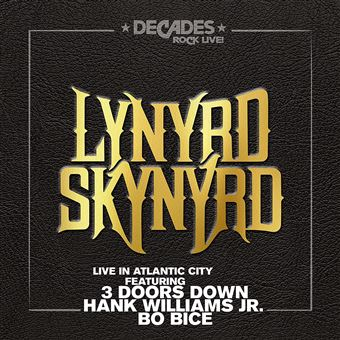 Live in atlantic city (lp)