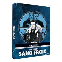 Sang froid Steelbook Blu-ray 4K Ultra HD