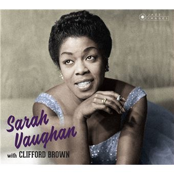Sarah Vaughan with Clifford Brown - LP