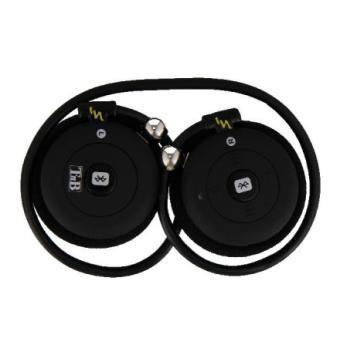 Ecouteurs T'nB Sport bluetooth 2.1 Noir