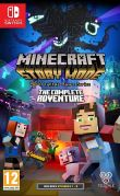 Minecraft : Story mode The complete adventure Import ( jeu en Français) Nintendo Switch