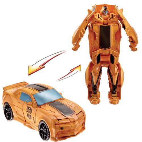 Transformers RID One-Step Magic Bumblebee Hasbro