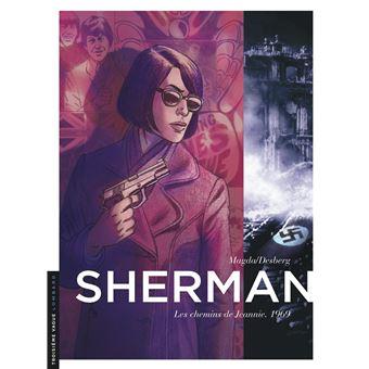 ShermanSherman,08:les chemins de jeannie 1969