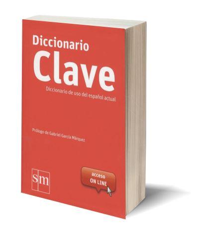 Clave, Diccionario de uso del español actual