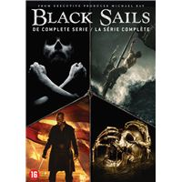 BLACK SAILS COMPLETE-BOX-BIL