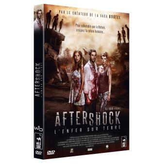 Aftershock DVD